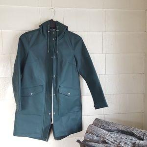 Levi's Water-Resistant Raincoat NWOT